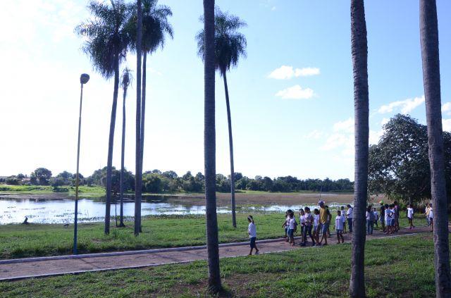 Resultado de imagem para lagoa comprida aquidauana