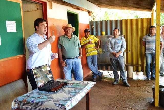 Funcionários da Obras participaram de palestra sobre a saúde do homem