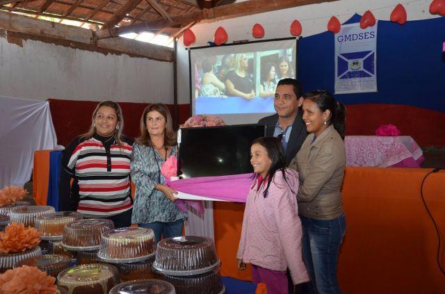GMDSES realiza evento em comemoração para o Dia das MÃES