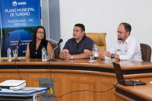 FTA promove assembleia para construção do Plano Municipal de Turismo de Aquidauana