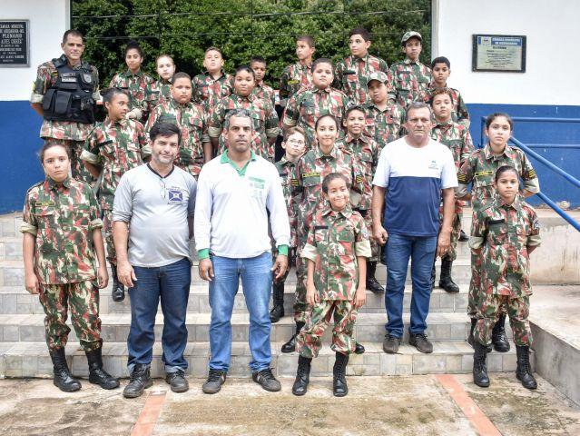 Patrulha Florestinha de Aquidauana realiza blitz em combate à dengue
