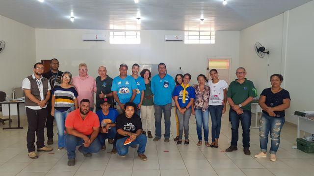 SEMA participa de palestra com o IBAMA sobre Agenda Ambiental na Administração Pública