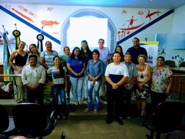 Assistência Social concluí curso gratuito de Noções Básicas de Cerimonial