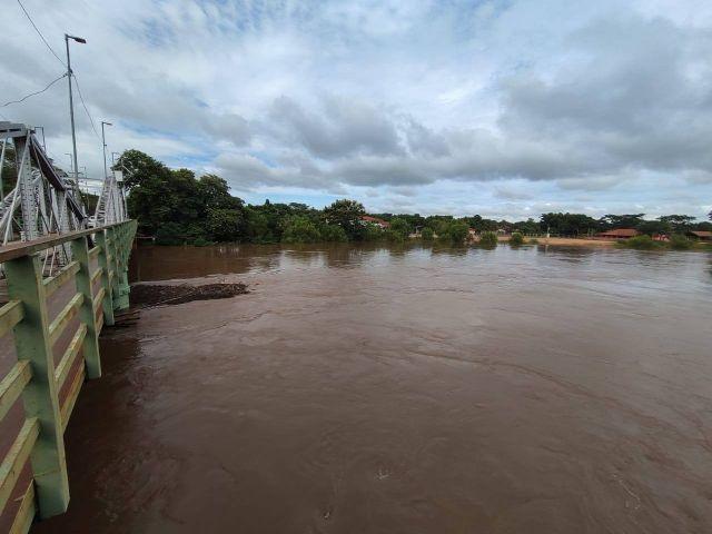 AQUIDAUANA| Mesmo com nível do rio estável, equipes da Prefeitura continuam alertas