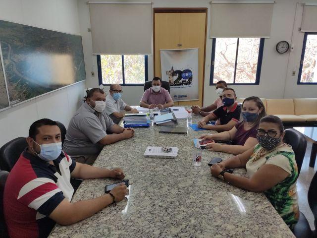 EDUCAÇÃO  CMEI de Aquidauana ganhará parque ecológico infantil de pneus