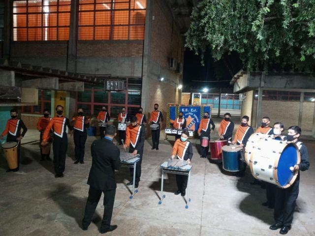 CULTURA  Banda da Escola CEJAR é premiada e representa Aquidauana em Concurso Brasileiro