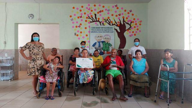 CULTURA  Asilo de Aquidauana fica conquista 5º lugar em prêmio estadual