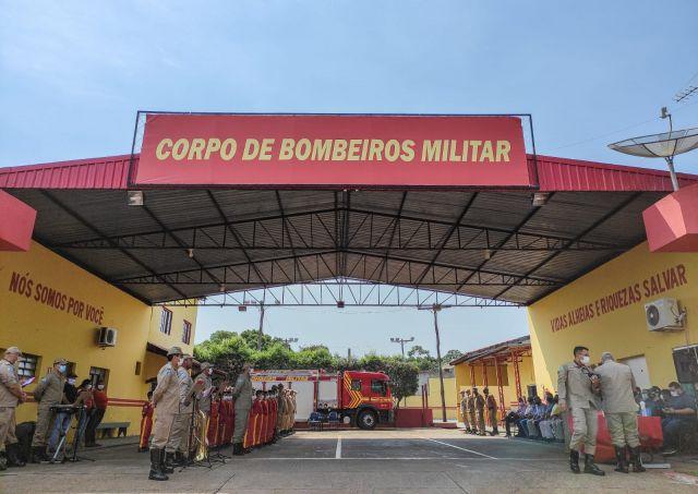 EVENTO  Corpo de Bombeiros de Aquidauana comemora 25 anos de criação e serviços prestados